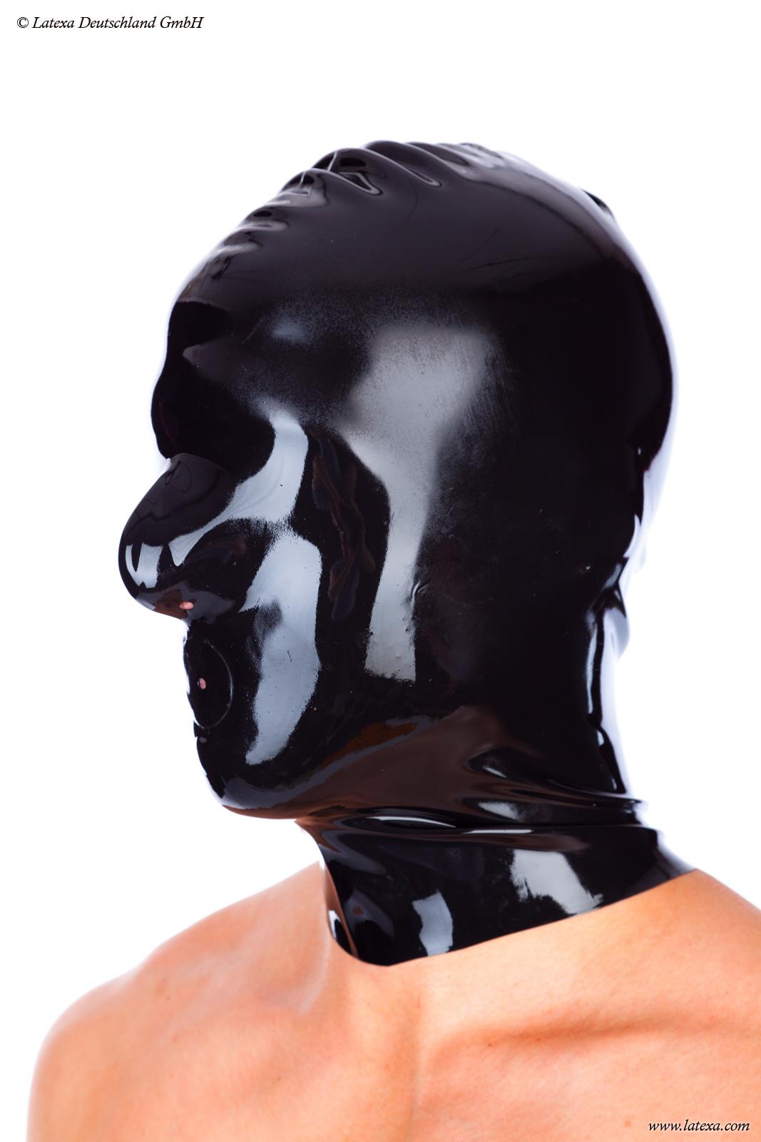 Латекс маска своими руками